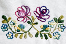 Load image into Gallery viewer, Faraway Garden Embroidery Pattern