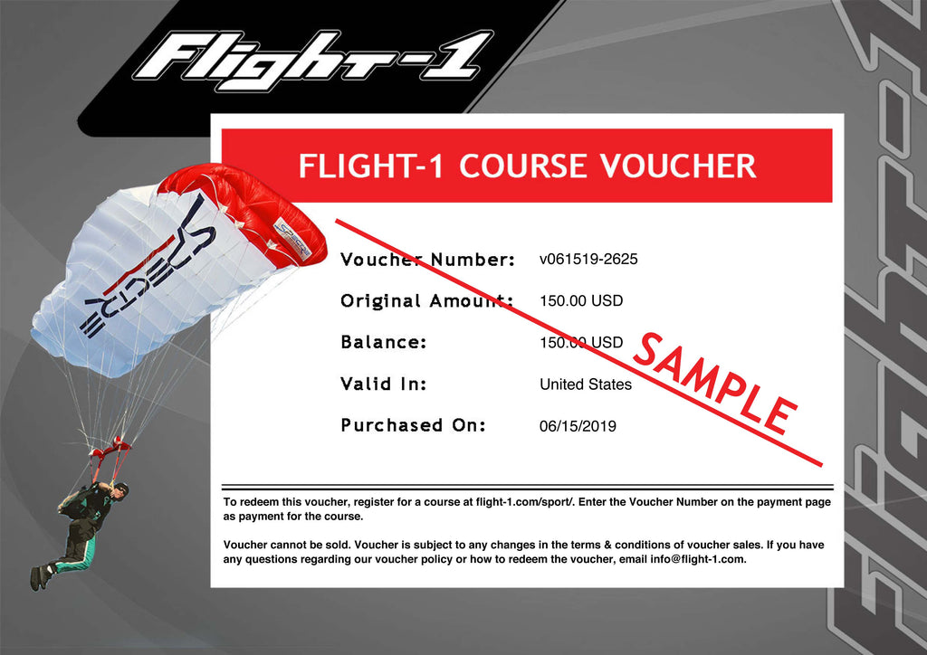 Flight-1 Course Voucher