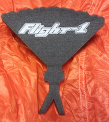 Flight-1 Canopy Foam Doll