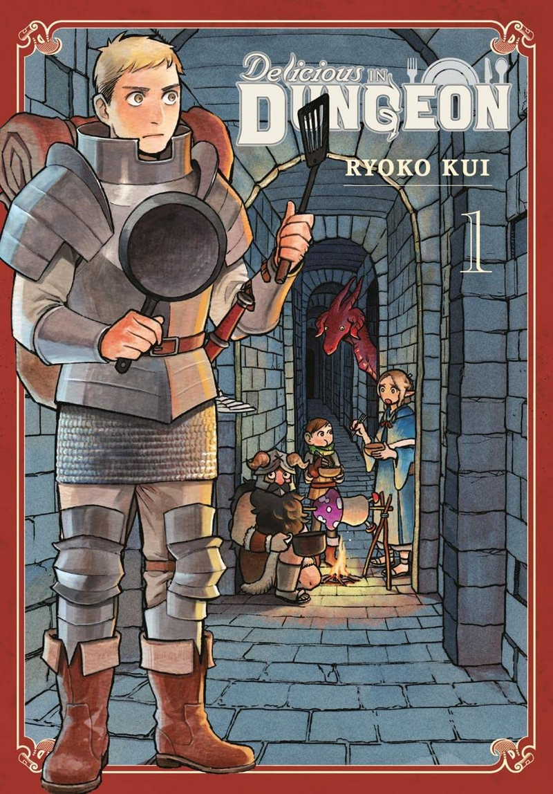 Delicious in Dungeon, Vol 1