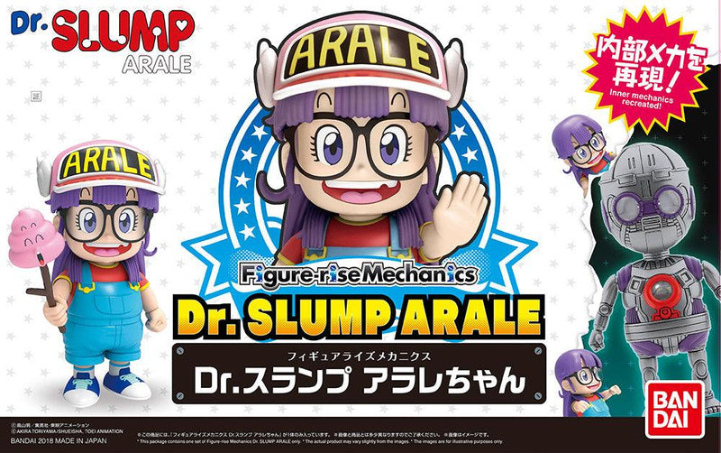 Figure-Rise Mechanics Dr.Slump Arale Model Kit