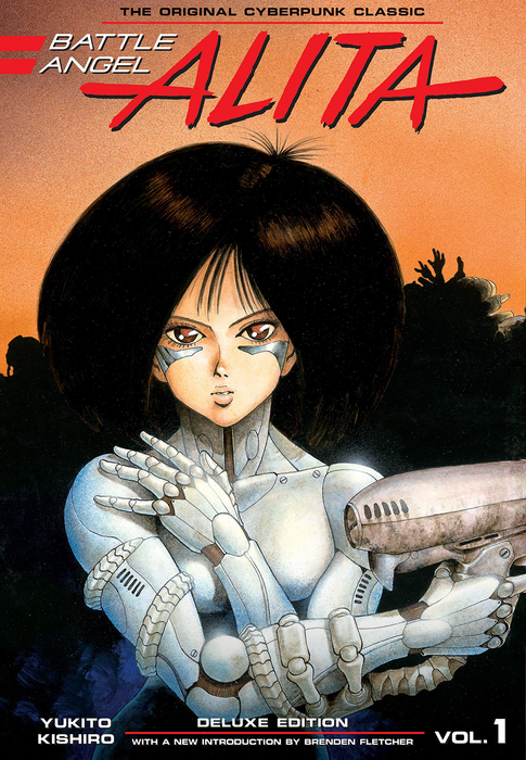 Battle Angel Alita Vol 1. Deluxe HC