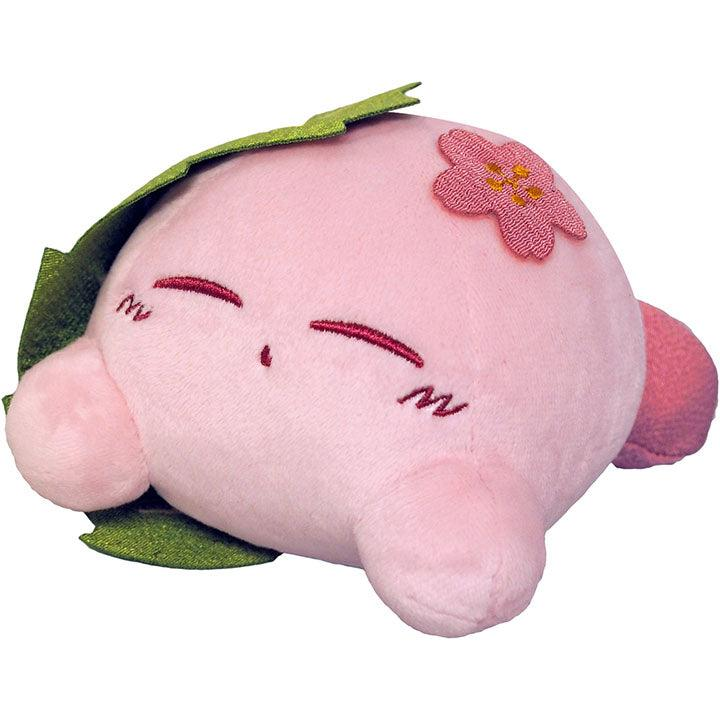 Fuwa Fuwa Collection Kirby Sakuramochi Plush