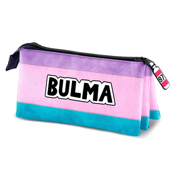 Dragon Ball - Bulma Triple Pencil Case