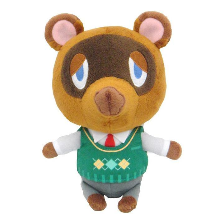 Animal Crossing - Tom Nook Plush