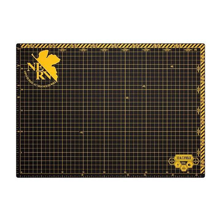 Neon Genesis Evangelion -  A.T.FIELD Cutting Mat A3 NERV Model ATF-802