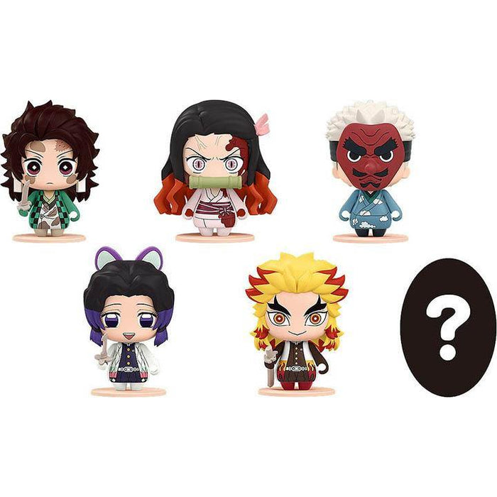 Demon Slayer Pocket Maquette Mini Figures