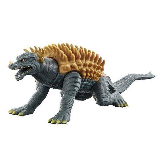 Movie Monster Series - Anguirus Vinyl Toy