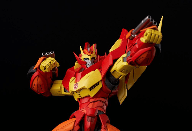Transformers Furai Model Kit - Rodimus IDW Ver. (PRE-ORDER)