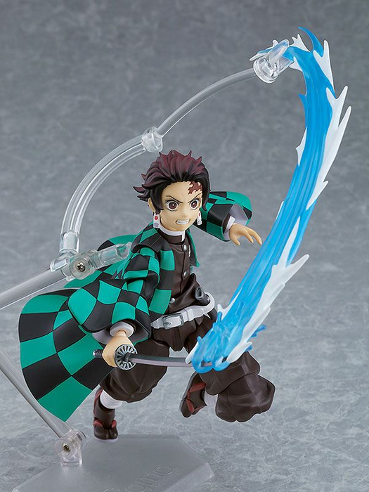 Demon Slayer Figma - Tanjiro Kamado DX Edition (PRE-ORDER)