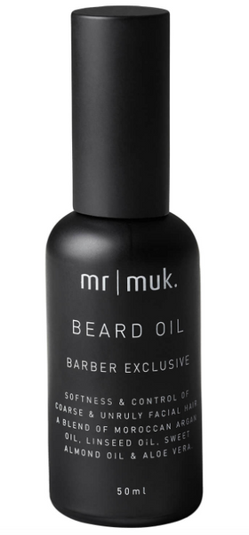 MR | MUK Beard Oil, 50ml