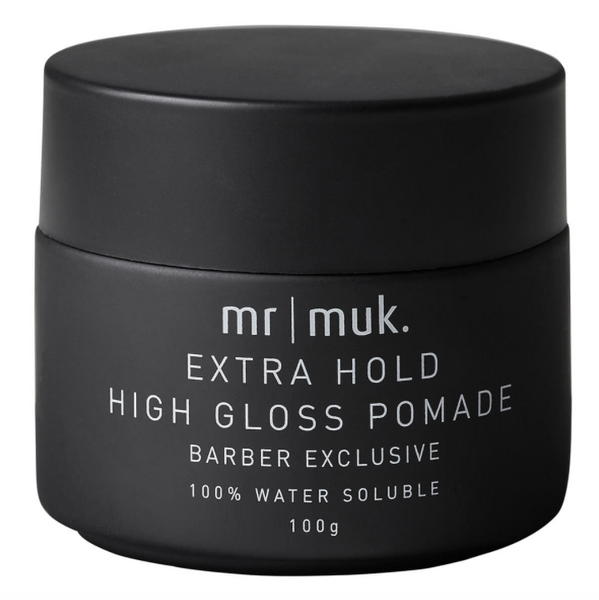 MR | MUK Extra Hold High Gloss Pomade, 100g