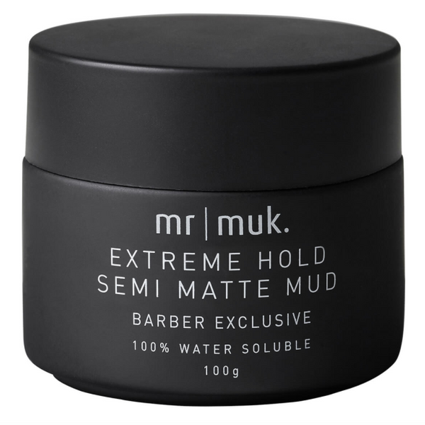 MR | MUK, Extreme Hold Semi Matte Mud, 100g