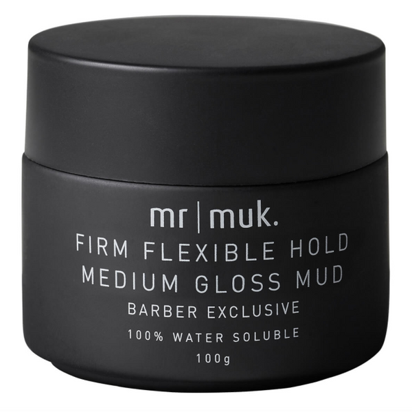 MR | MUK, Firm Flexible Hold, Medium Gloss Mud, 100g