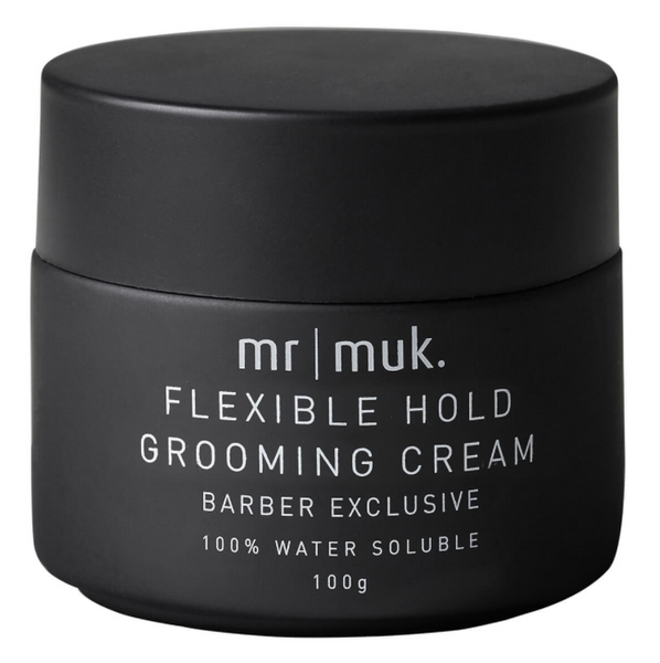 MR | MUK, Flexible Hold Grooming Cream, 100g