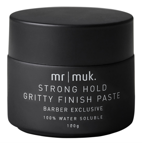 MR | MUK Strong Hold Gritty Finish Paste, 100g