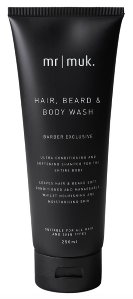 MR | MUK Hair, Beard & Body Wash, 250ml