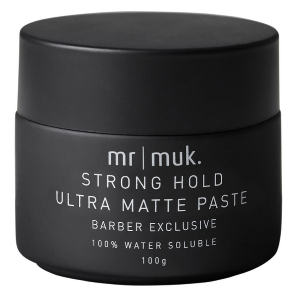 MR | MUK Strong Hold Ultra Matte Paste, 100g