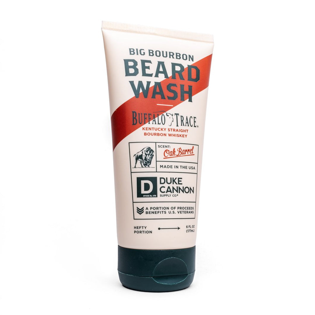 Bourbon Beard Wash 6 Oz.