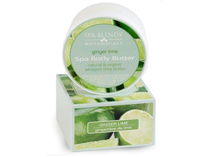 Ginger Lime Large Body Butter