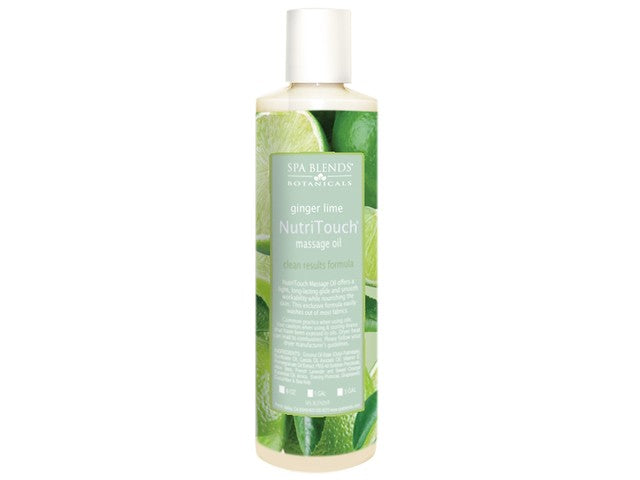 Ginger Lime NutriTouch Massage Oil