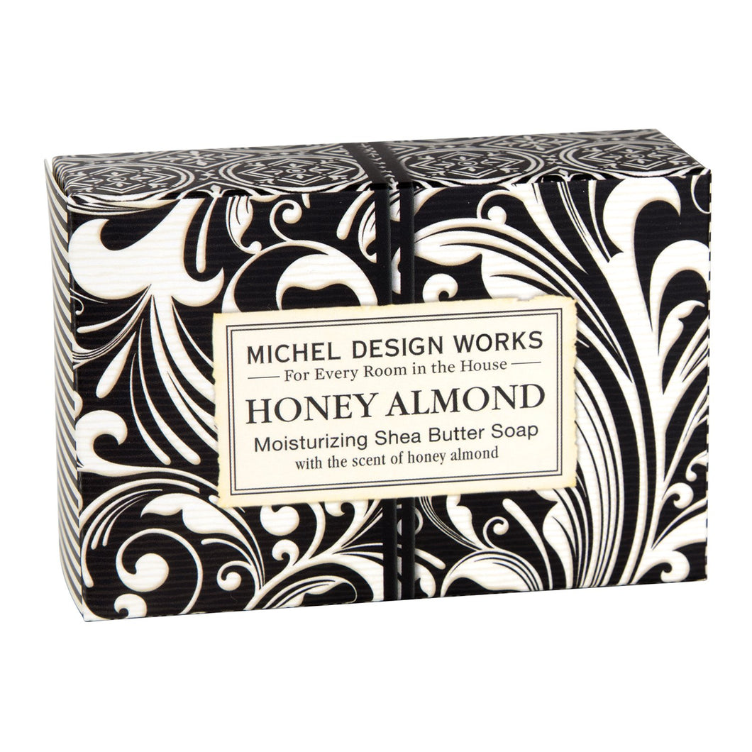 Honey Almond Medium Soap Bar
