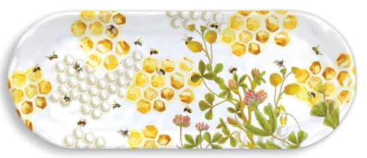Honey & Clover Serveware Accent Tray