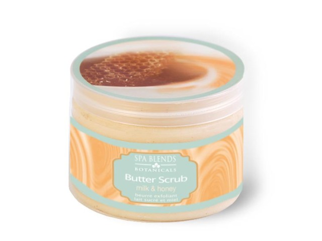 Milk & Honey Body Scrub