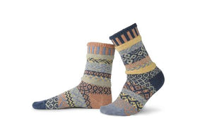 Mirage Crew Adult Socks