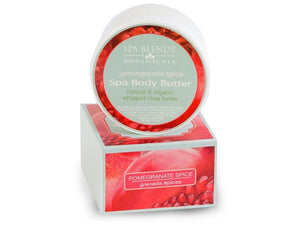 Pomegranate Spice Large Body Butter