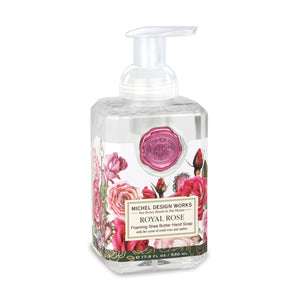 Royal Rose Foaming Hand Soap