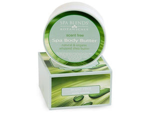 Scent Free Large Body Butter