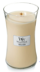 Vanilla Bean Large Hourglass Candle