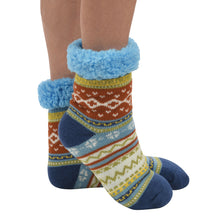 Load image into Gallery viewer, Kid's Sherpa Footies