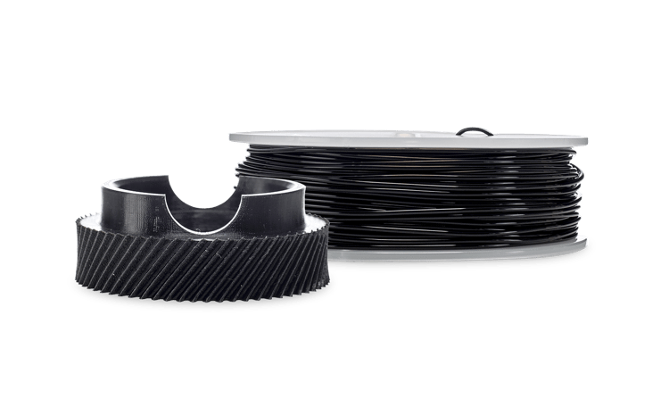 Filamento Ultimaker Nylon Negro -  2.85mm - 750 g