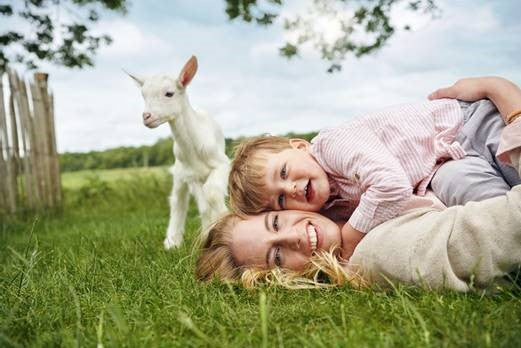 The difference between cow milk allergy and lactose intolerance