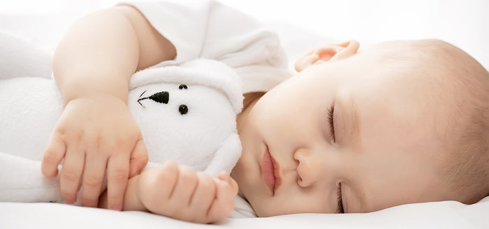 What Does Your Baby's Sleep Rhythm Look Like?