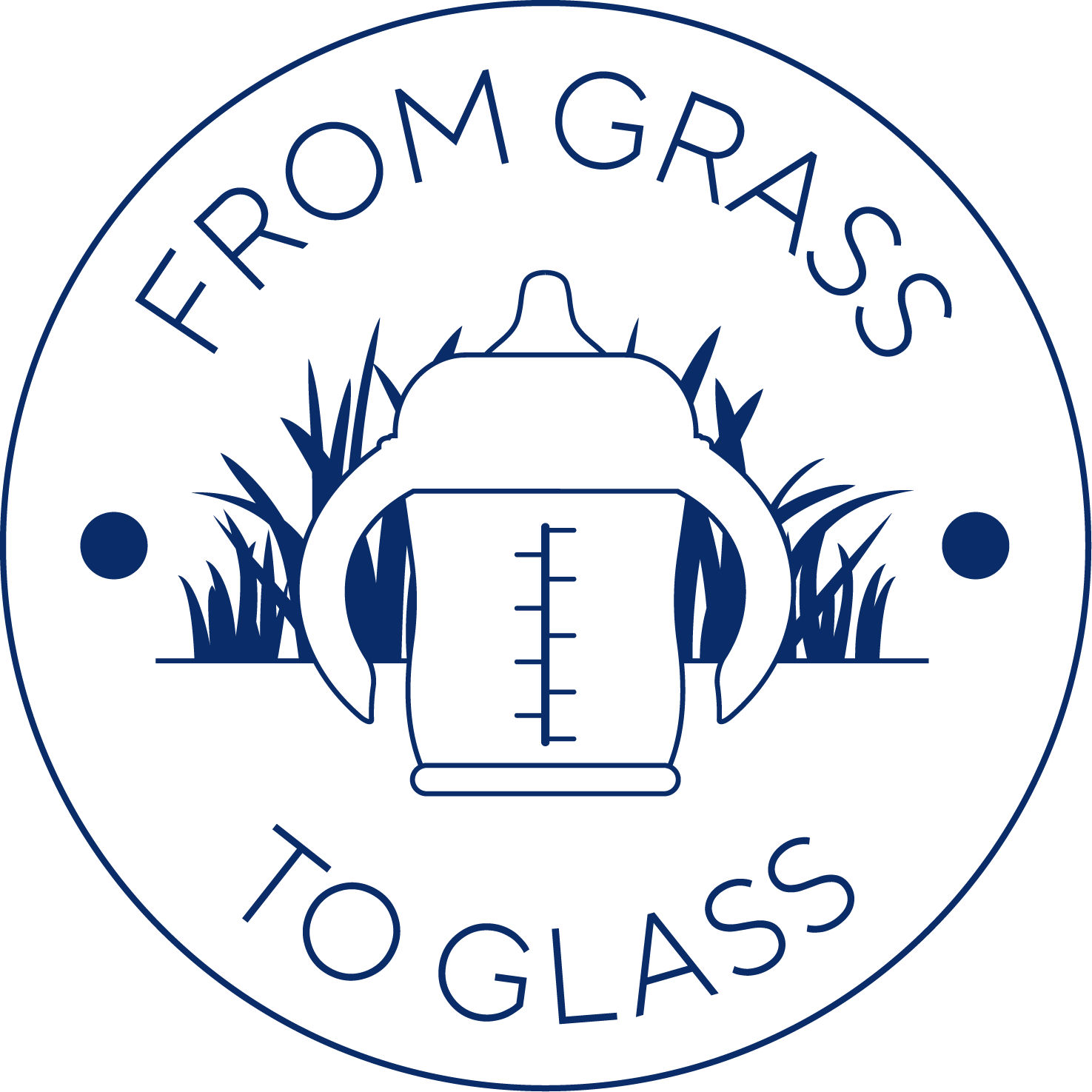 Grass to glass