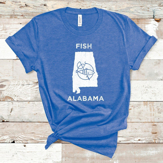 Run Alabama T-shirt 1