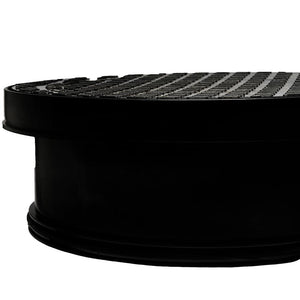 320MM ROUND COVER AND FRAME POLYDRAIN - Plastechtitan