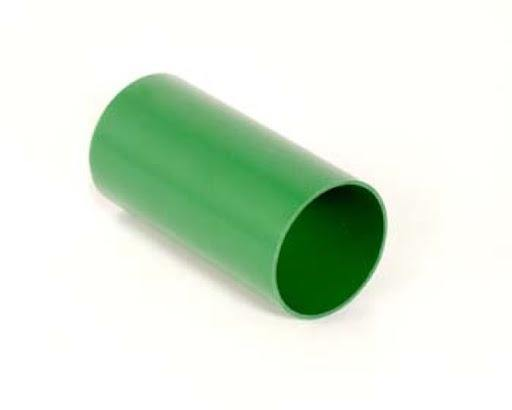 96mm TELECOMMUNICATIONS GREEN DUCT CONNECTOR - Plastechtitan