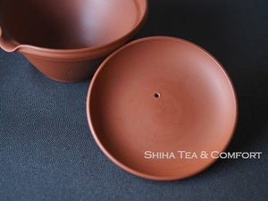 TOGEN Authentic Red Clay SHIBO Shiboridashi 陶元本朱泥絞出