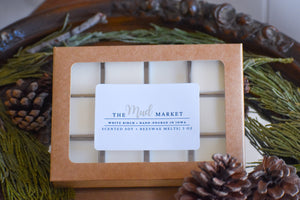 WHITE BIRCH │WAX MELTS