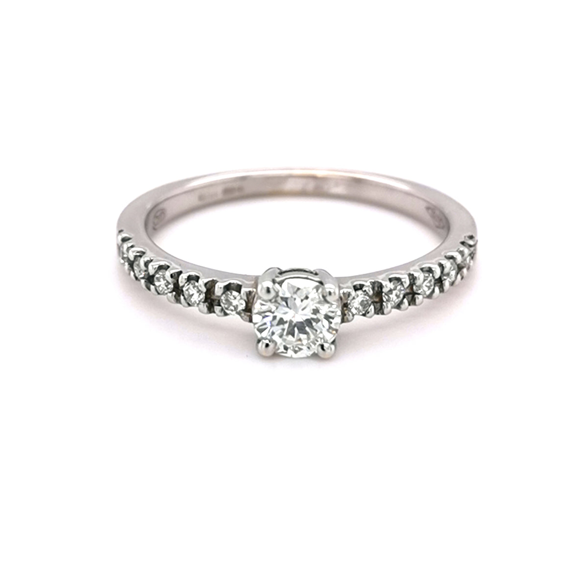 18ct White Gold Diamond Ring - Sonny's Jewellers