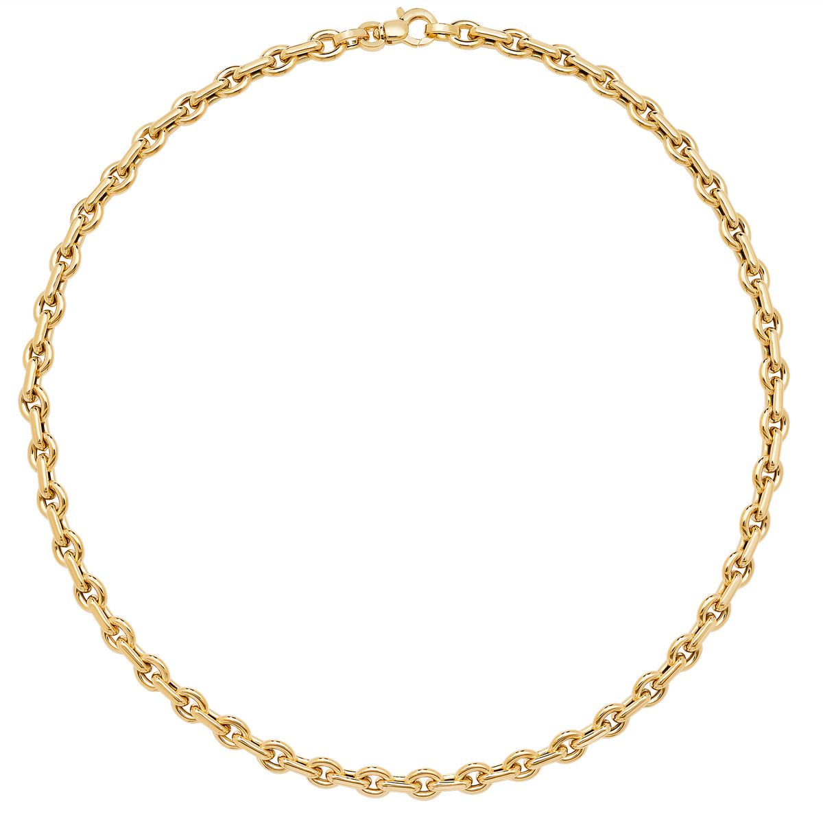 9ct Yellow Gold Chain Necklace