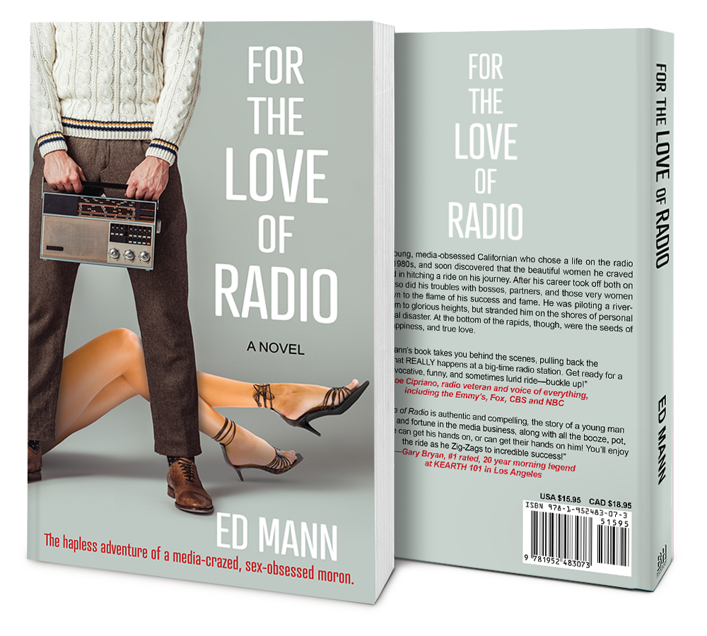 FOR THE LOVE OF RADIO