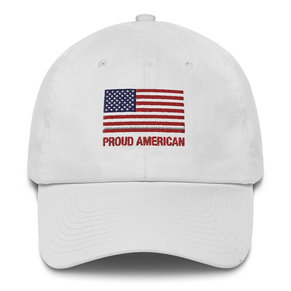 Proud American - Not Made in Communist China Cap