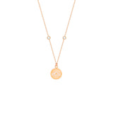 Zodiac Necklace : Libra