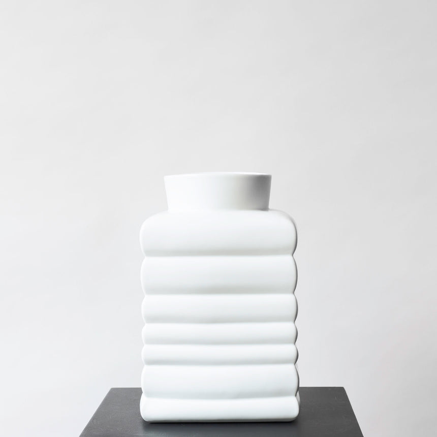 BOUNCING VASE TRIO WHITE