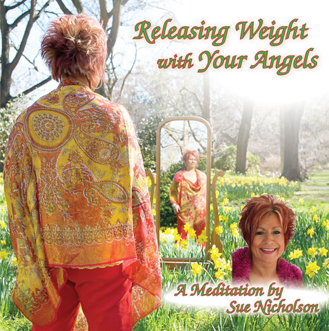 DOWNLOAD Realeasing Weight with your Angels (Audio CD)   #S005A